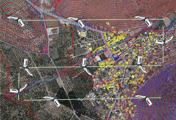 EFE HARİTA - Fotogrametrik Harita Üretimi